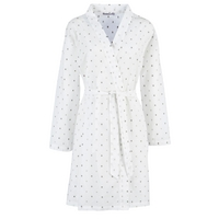 cotton robe